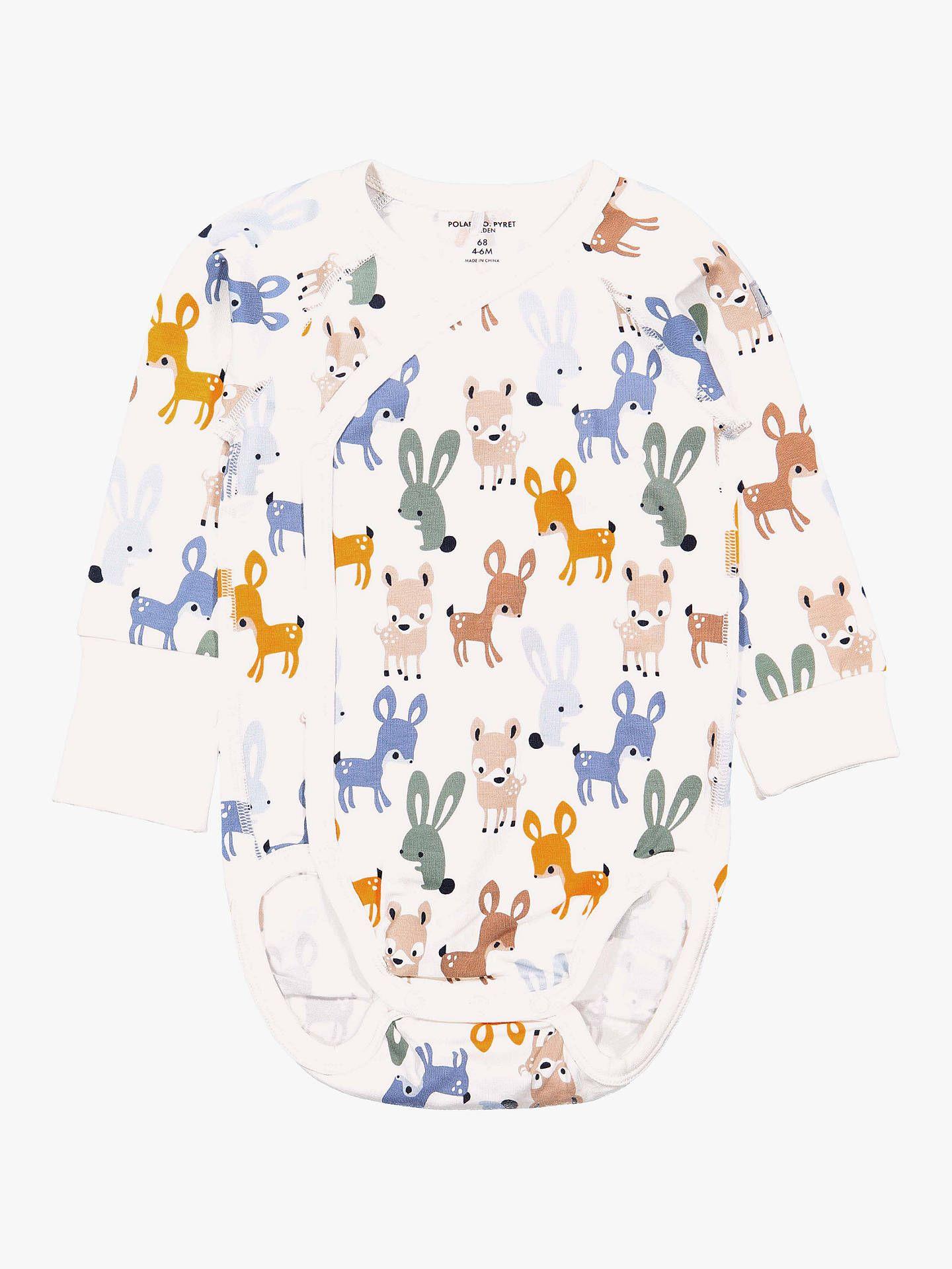 71e5863acb23 BuyPolarn O. Pyret Baby Animal Bodysuit
