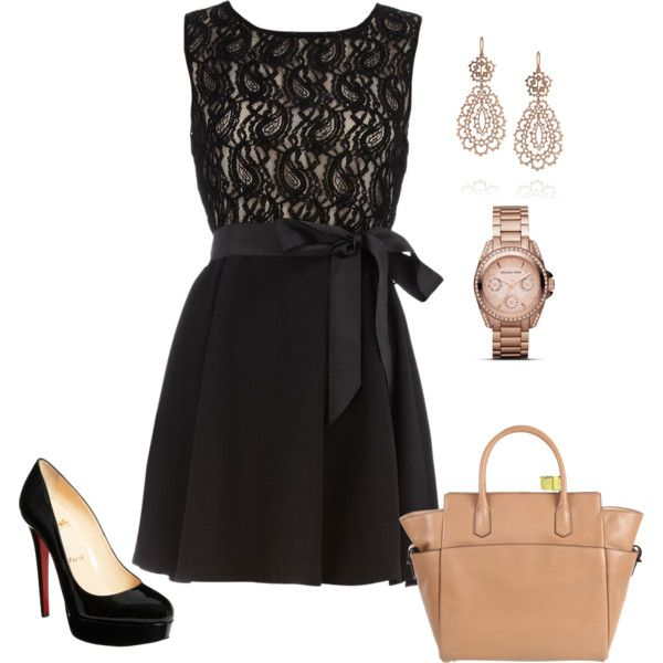 Stepping out, created by kvb90 on Polyvore
