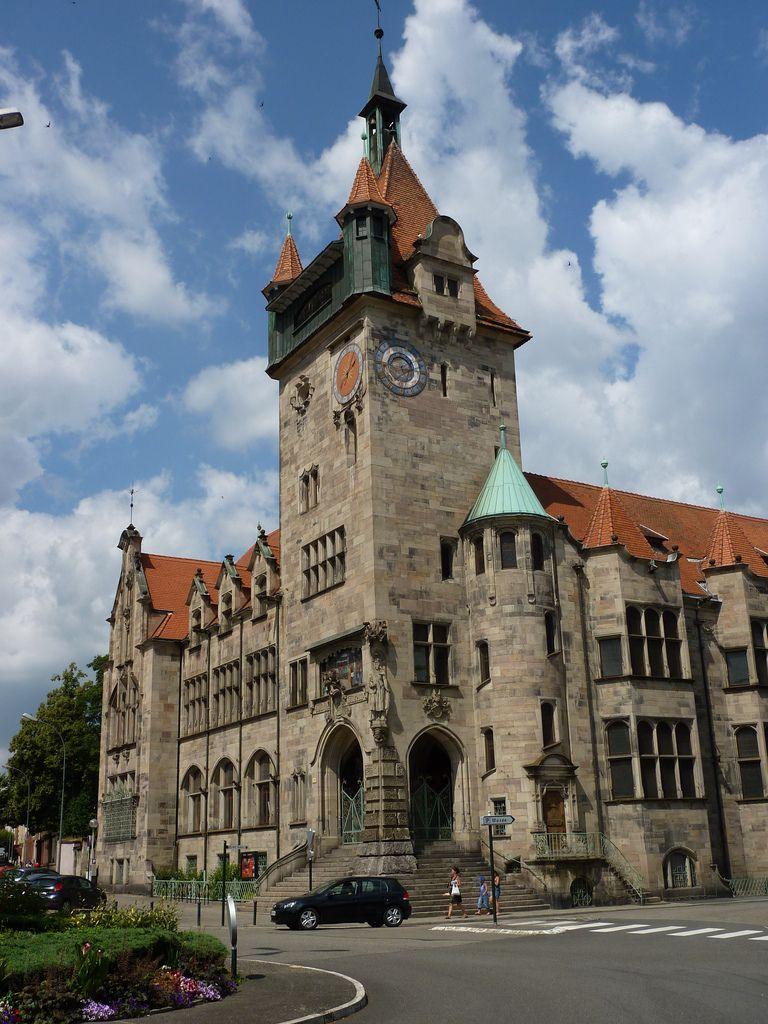 Haguenau Region Alsace Musee Historique Alsace France Alsace France