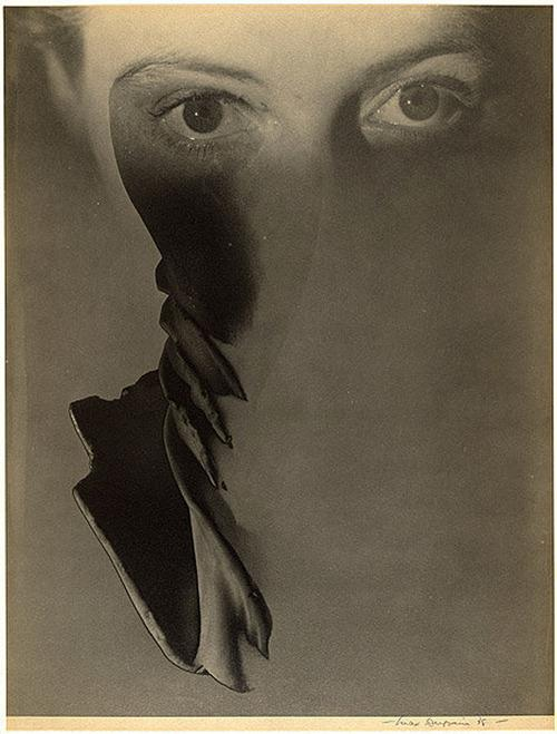 Max Dupain – Surreal Face of a Woman- 1935-38.