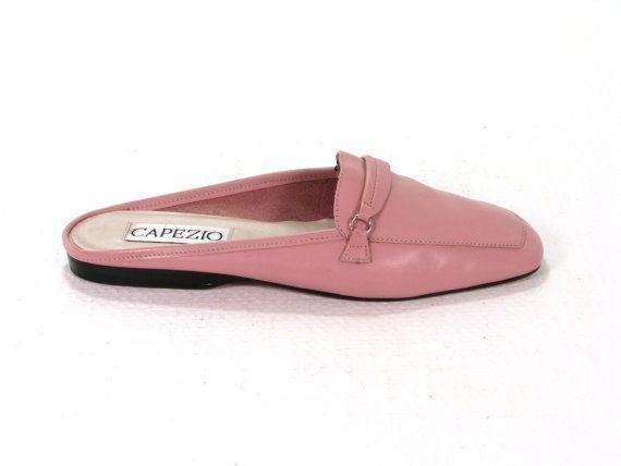 7.00 Dollar SALE. Vintage Pink CAPEZIO Shoes. by ForeverGinger, $7.00