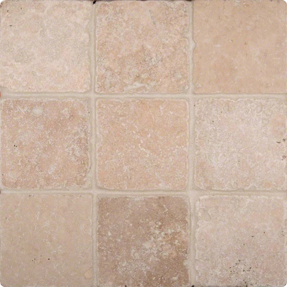 4x4 noce w slate inlay backsplashes pinterest backsplash recommended applications include installation as a stone backsplash travertine tile floor or accent wall in residential or commercial properties with