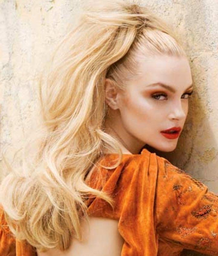 Beautiful Bouffant Blonde Hair Luvtolook Virtual Styling Blonde Hair Blonde Hair Extensions Blonde Hair Shades