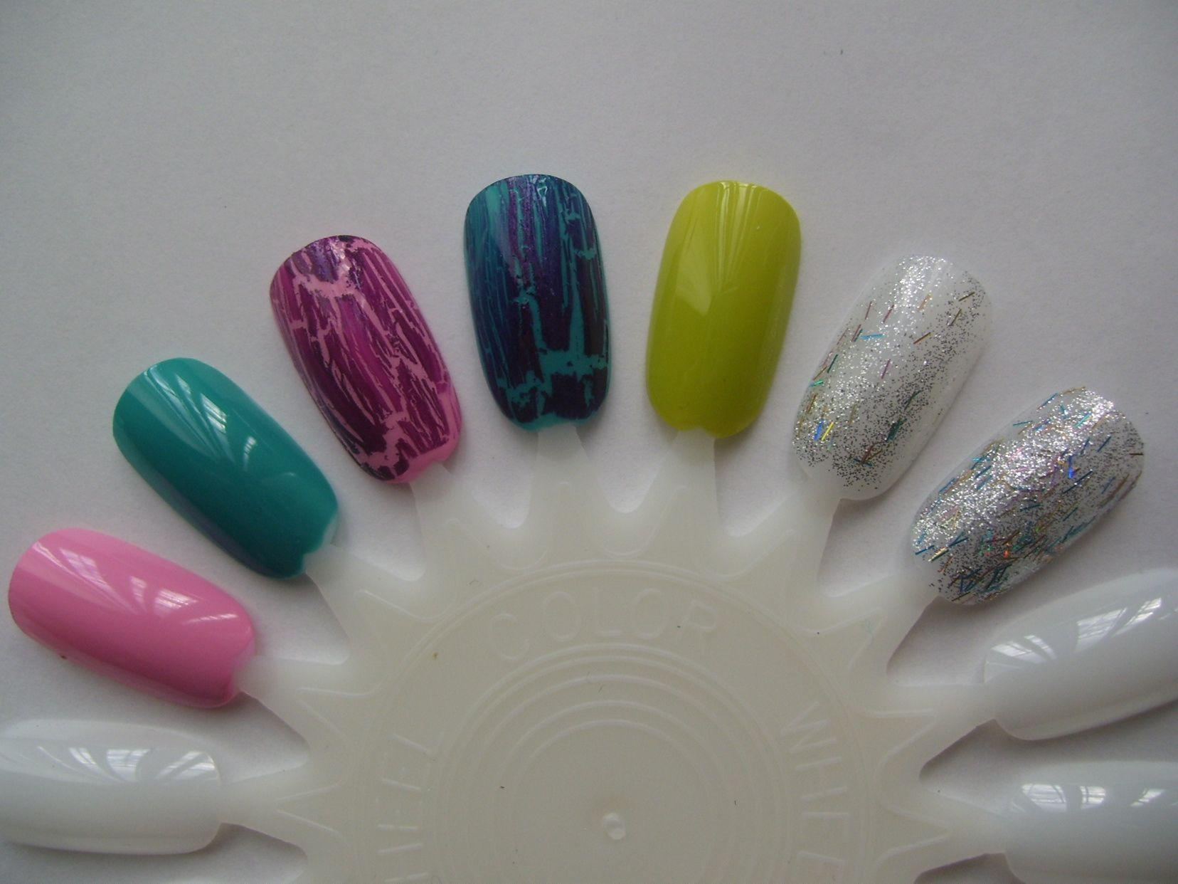 OPI Nicki Minaj Swatches via @MyHighestSelfBlog.com | Beauty ...