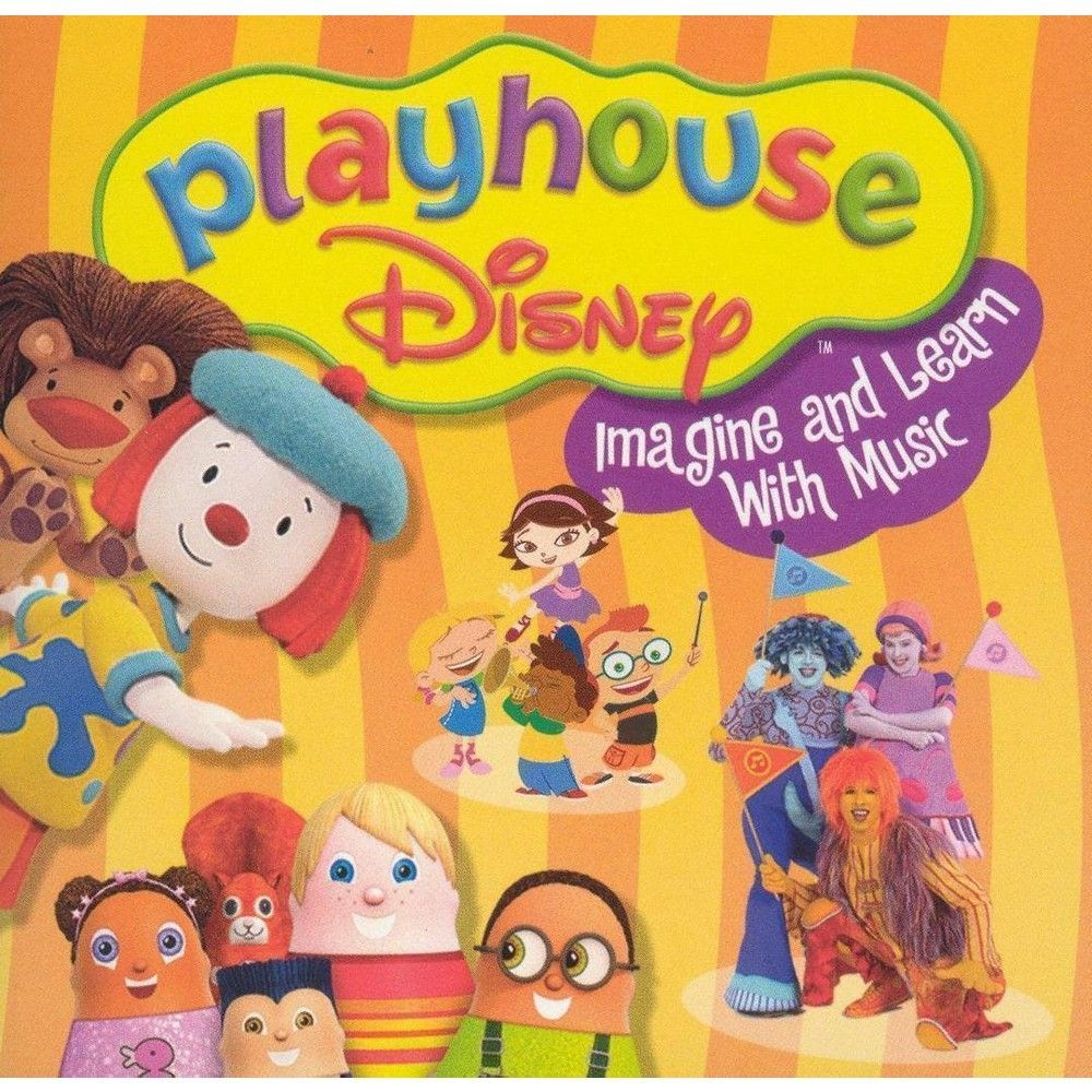 Playhouse Disney: Imagine and Learn with Music | Products