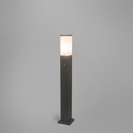 Außenleuchte Modern außenleuchte malios pfahl 80 cm mit sensor außenbeleuchtung