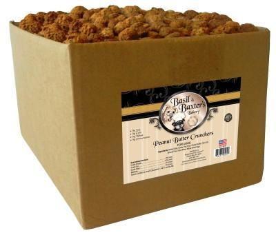 Basil Baxter S Peanut Butter Dog Training Treat 10lbs Dog Food