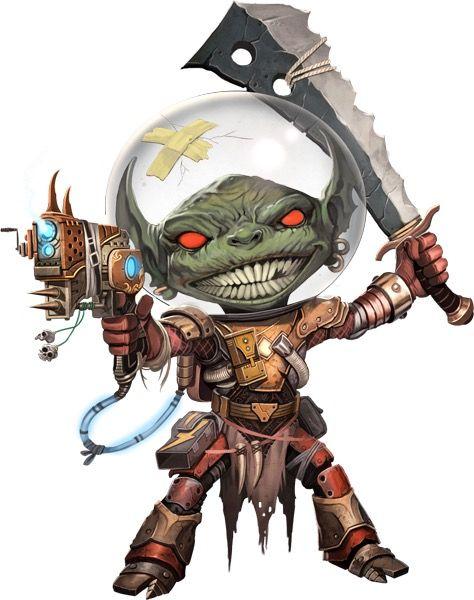Resultado de imagem para starfinder goblin