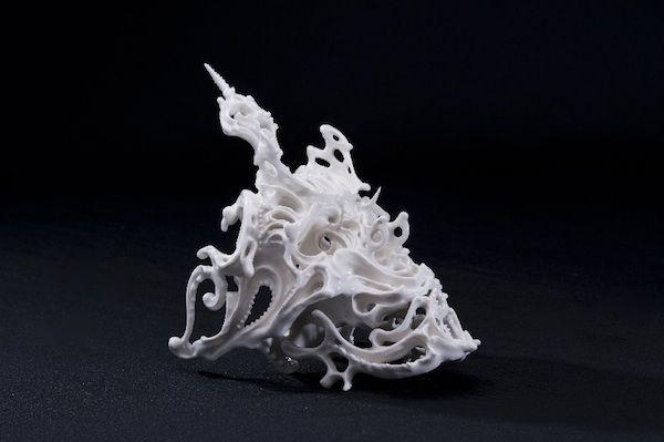 Porcelain Skulls by Katsuyo Aoki (9 Pictures) - fantastic!