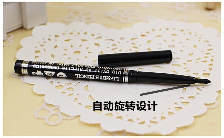 Neue Schwarz Wasserdicht Eyeliner Lidschatten Natürliche Professionelle Kosmetik Make-Up Pen 2015