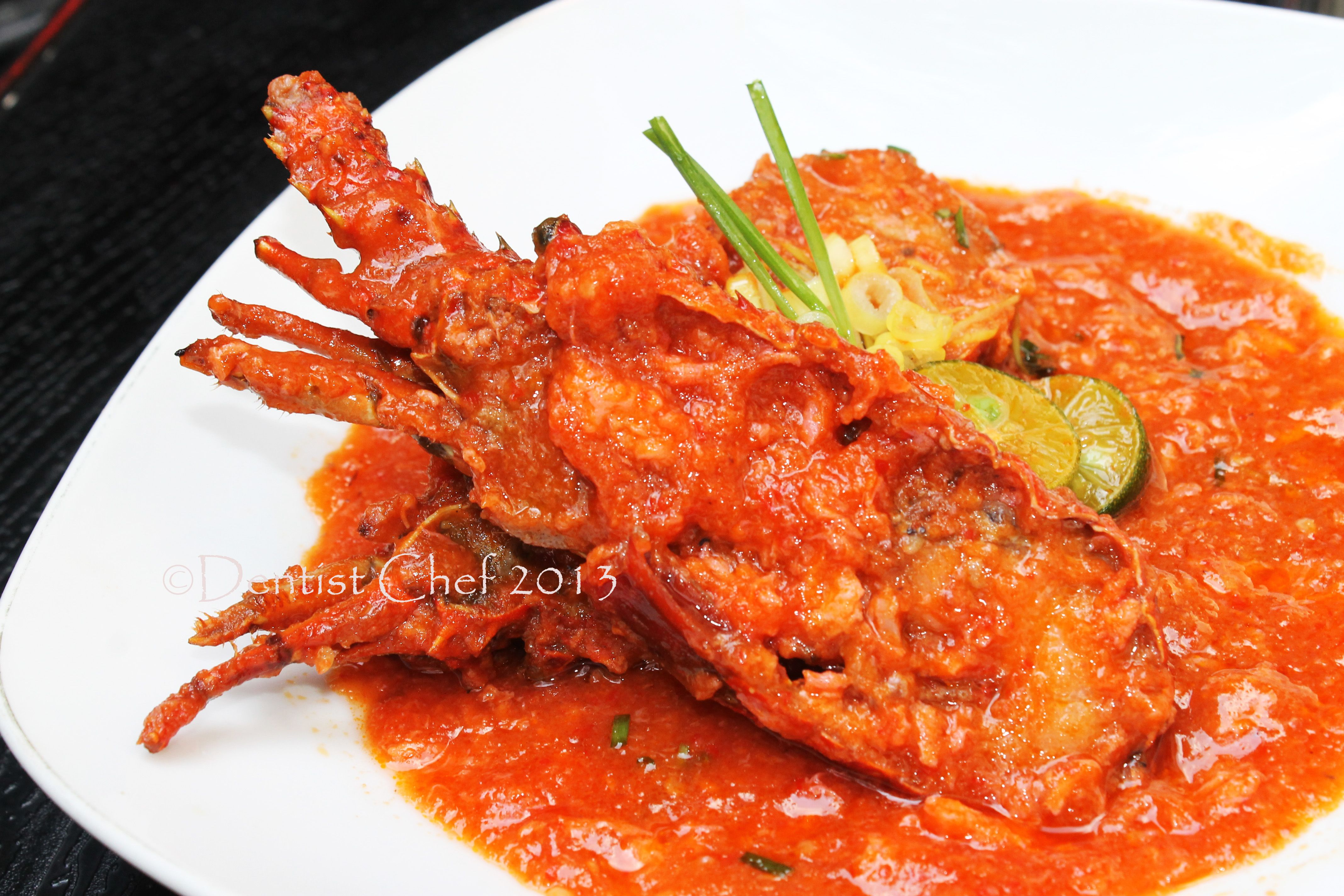 Lobster With Sweet And Sour Chili Sauce Recipe Resep Lobster Saus Asam Manis Ala Singapura Resep Lobster Resep Seafood Resep Makanan
