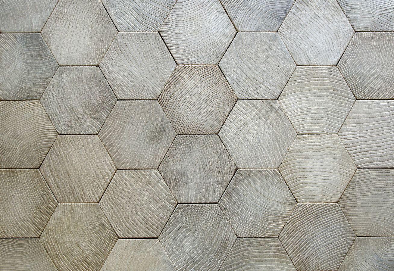 Trend Alert Geometric Flooring Chateau Edition Bois Debout Revetement De Sol En Bois Et Bois