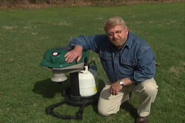 Eliminate mosquitoes in your backyard by installing a ...