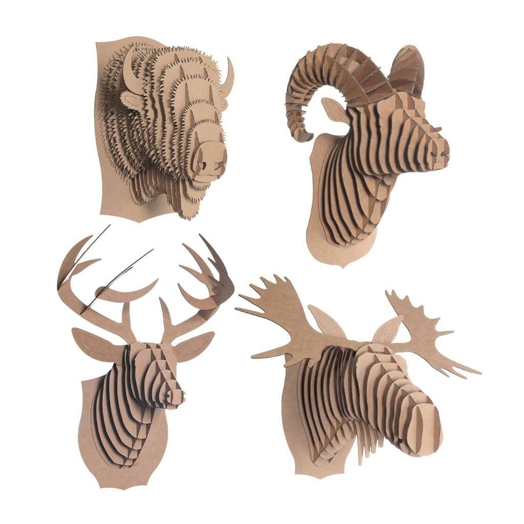 animal carton 2 | CNC Work | Pinterest | Animal, Laser cutter ...