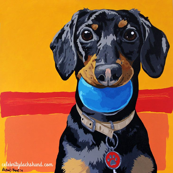 Dads birthday gifts canada day dog paintings