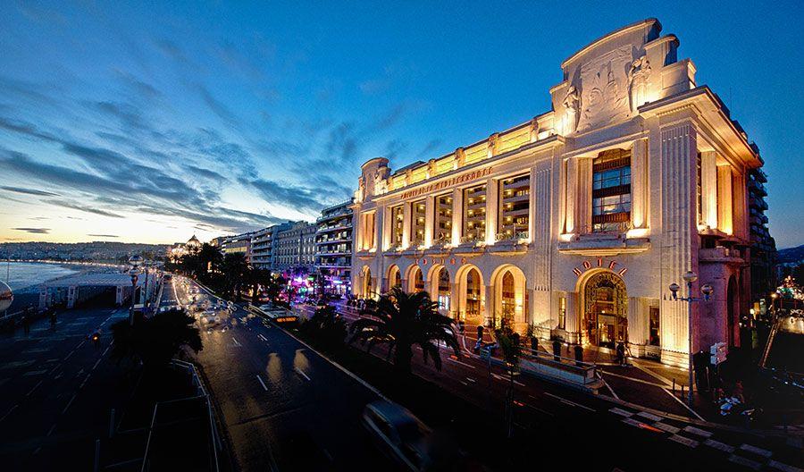 Palais de la Méditerranée - Nice
