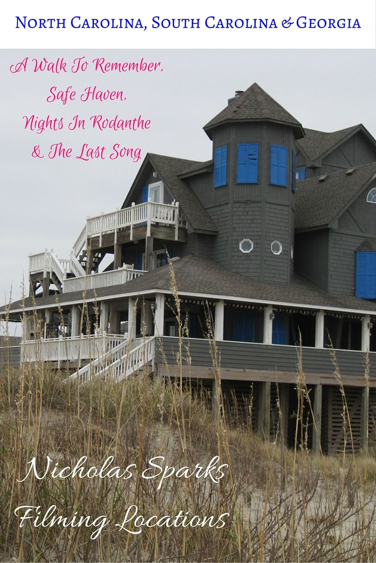 You Ll Find The Real Outer Banks Set Locations In South Carolina Filming Locations Outer Banks Outer