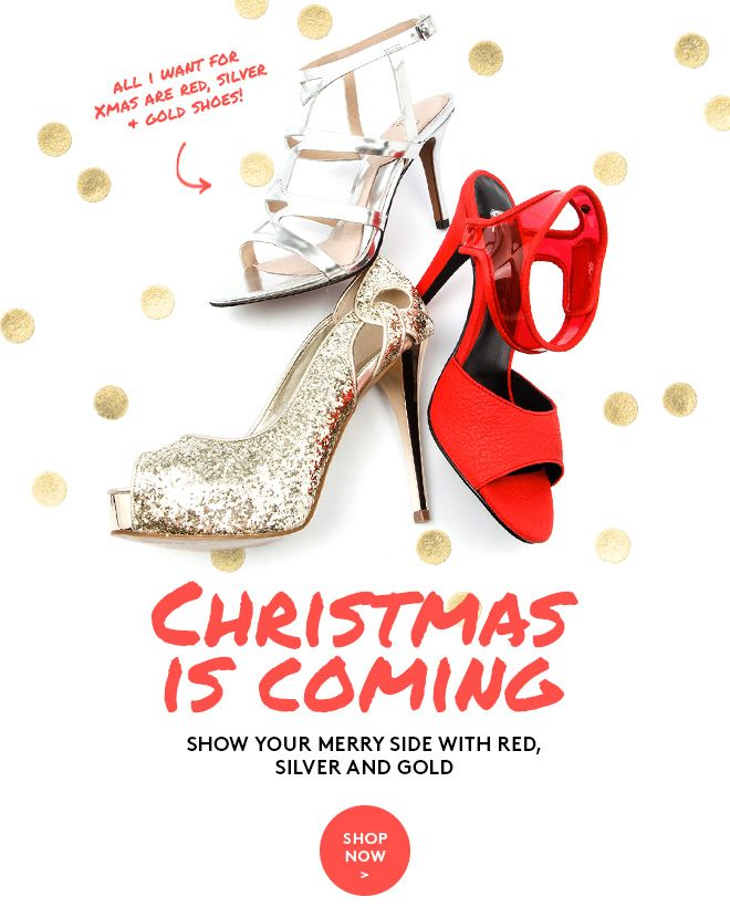 Trends Newsletter - Christmas  Party Theme Pinterest Banners - merry christmas email banner