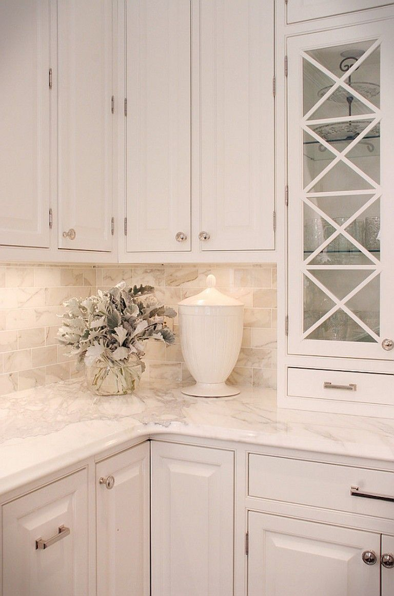 98 Amazing Kitchen Backsplash Decorating Ideas And Remodel Kitchenbacksplash Kitchendecorating K Kitchen Design Diy Kitchen Renovation White Kitchen Design