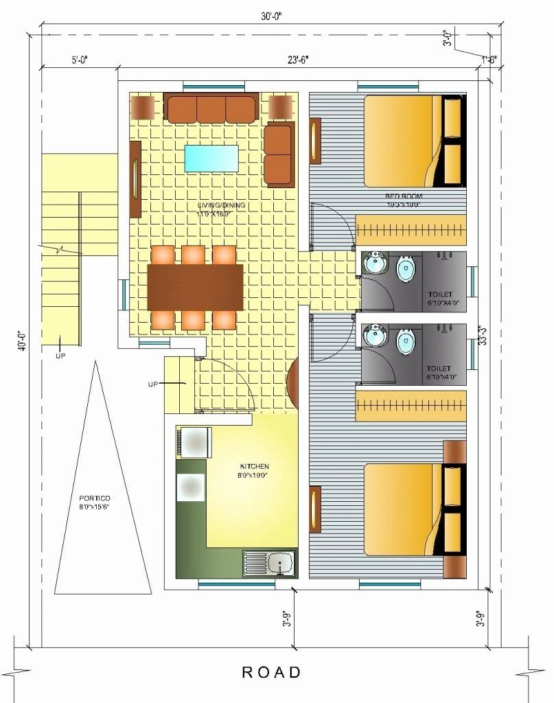 West Facing Duplex House Plans With Pooja Room House Plans Small House Plan Duplex House