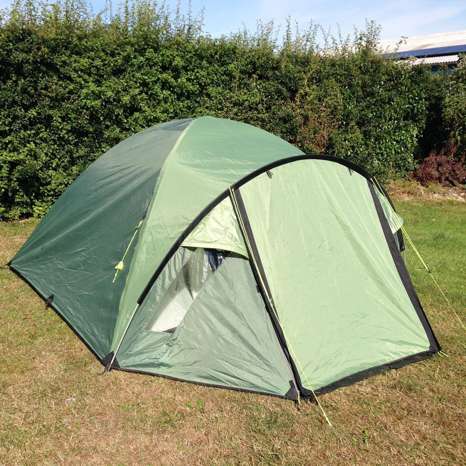 Lichfield Cullen 4 Man Tent Four Person Dome Tent & Lichfield Cullen 4 Man Tent Four Person Dome Tent | Dome tent and ...