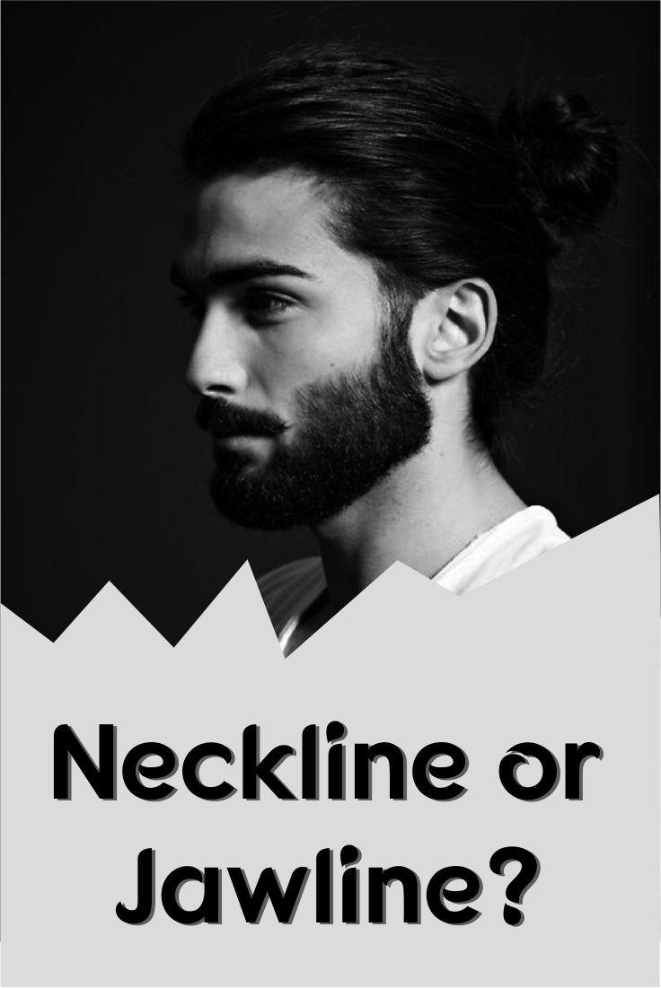 Neckline Beard Or Jawline Beard Fashion Stuff