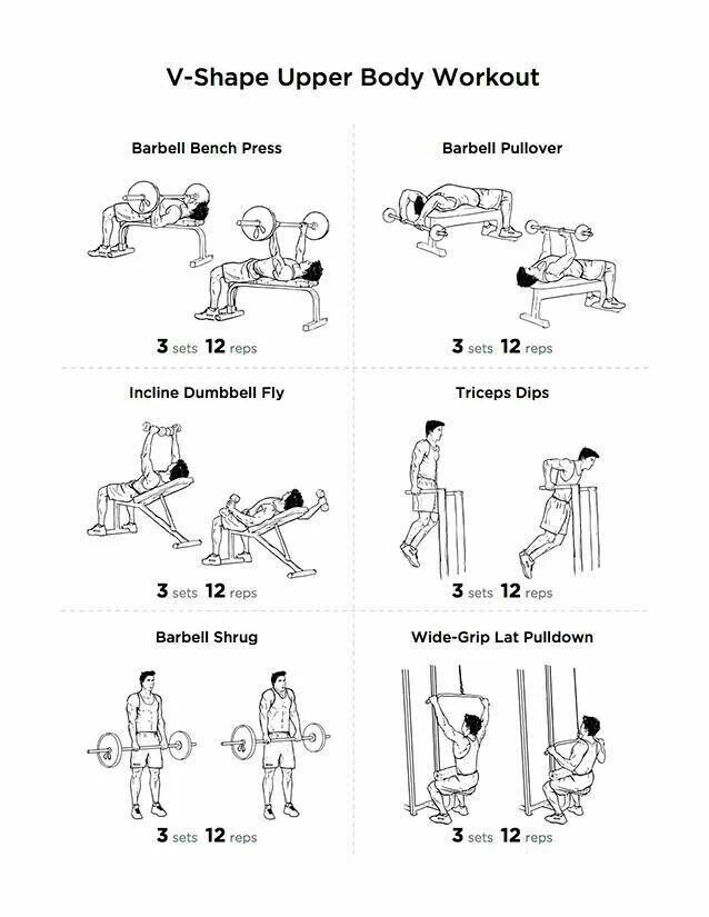Discover Ideas About Upper Body Workout Plan