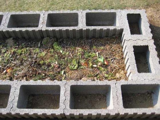 Hochbeet Aus Pflanzsteinen Bims Bauanleitung Zum Selber Bauen