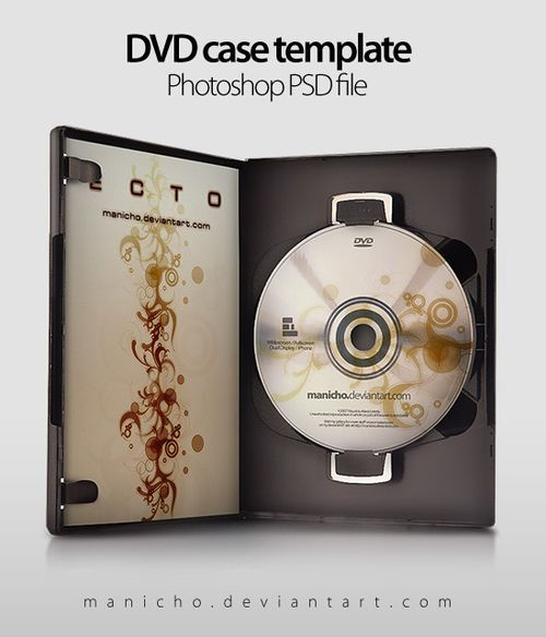 DVD Case+Art - PSD file | PSD Mockups | Pinterest | Mock up, Psd ...