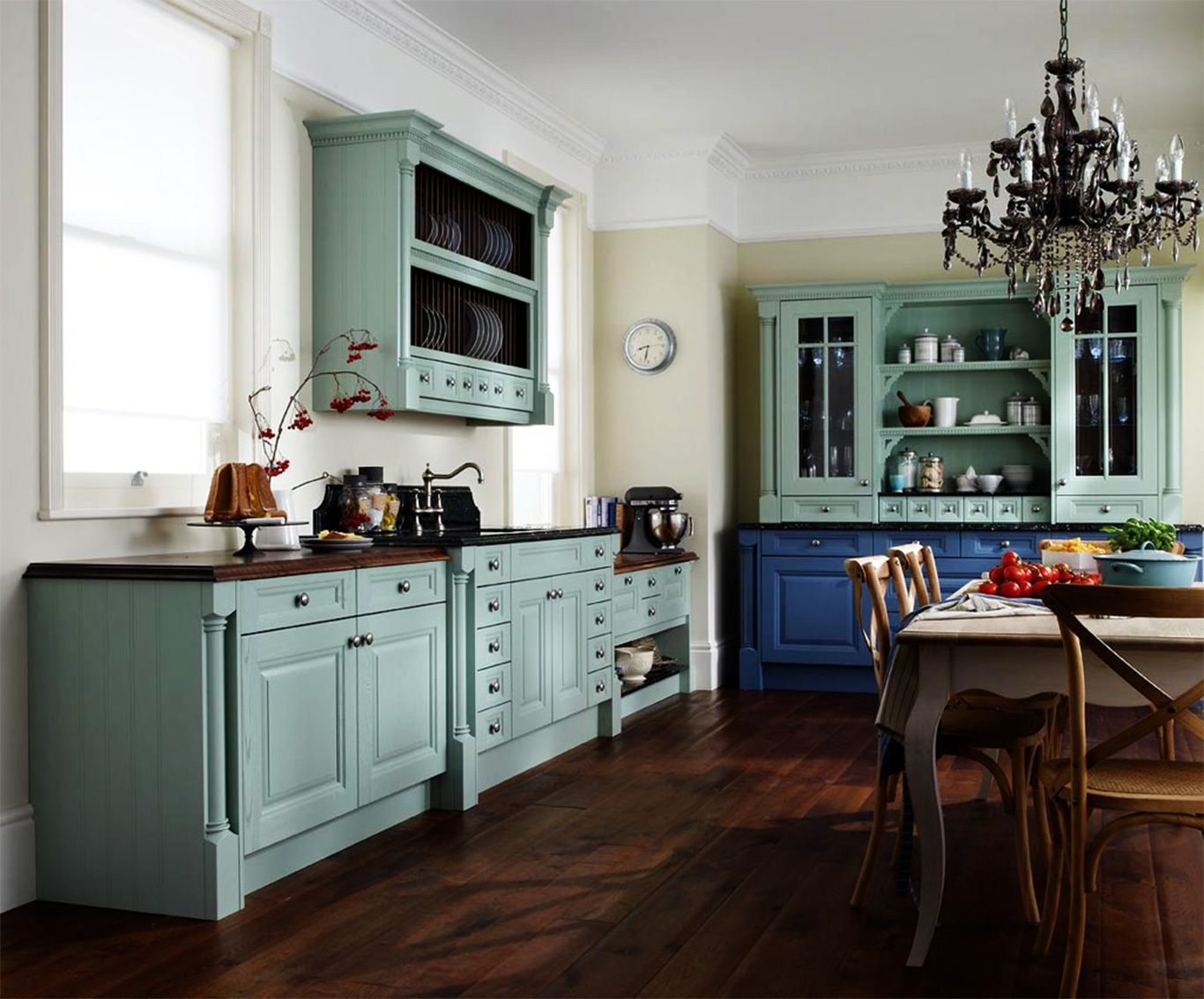 Exceptionnel 50+ What Is A Good Color To Paint Kitchen Cabinets   Simple Kitchen Table  Centerpiece