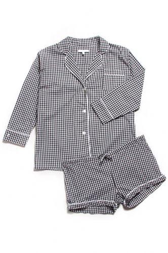 Marigot Maya Check Short Pajama Set 24c867242