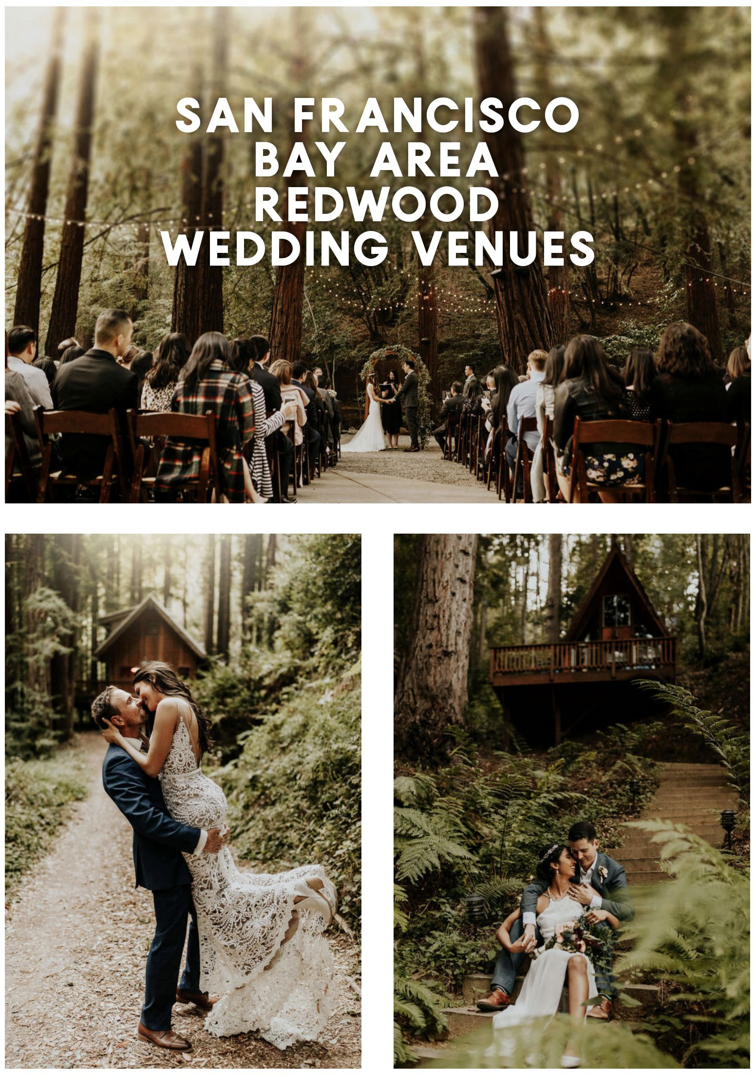 San Francisco Bay Area California Redwood Wedding Venues In 2020 Redwood Wedding Redwood Wedding Venue Outdoor Wedding Venues California