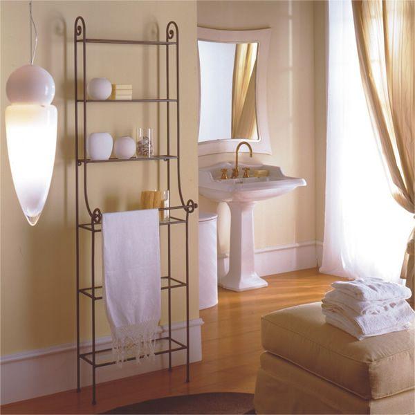 étagère d'angle en fer forgé paris | Room divider, Home ...