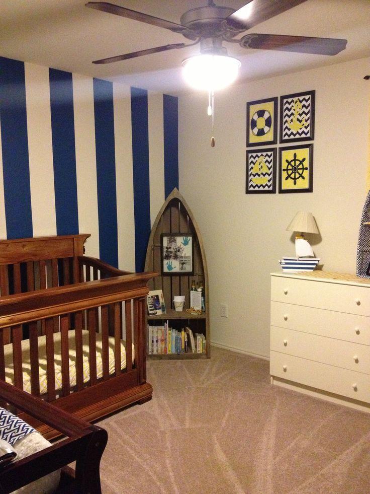 Superior Nautical Baby Room