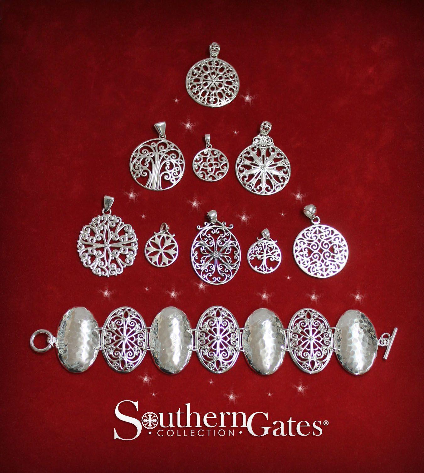 Make It A Southern Gates 174 Christmas Happy Holidays