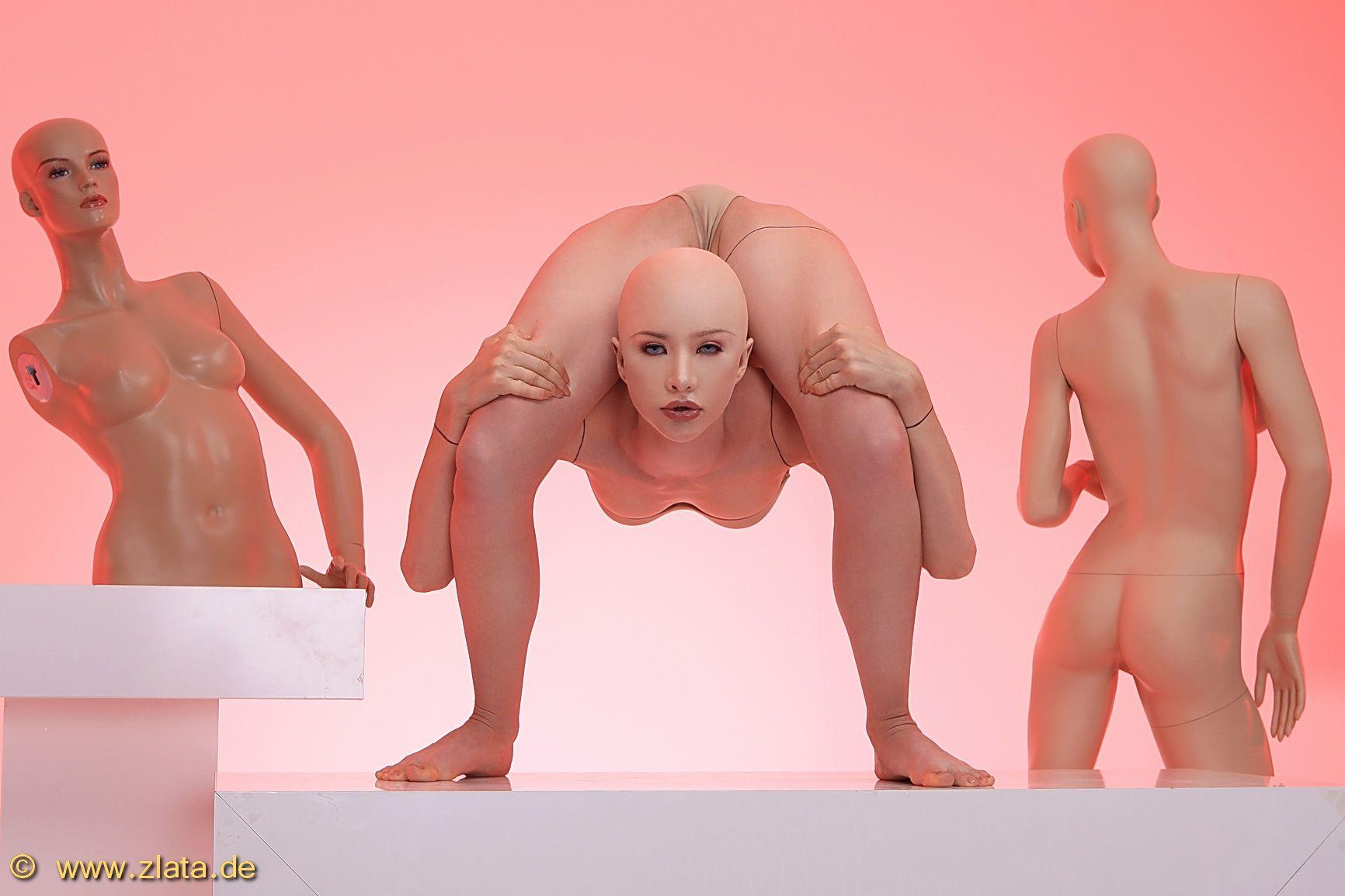 Contortionist Zlata 47 10 057 Flexibility