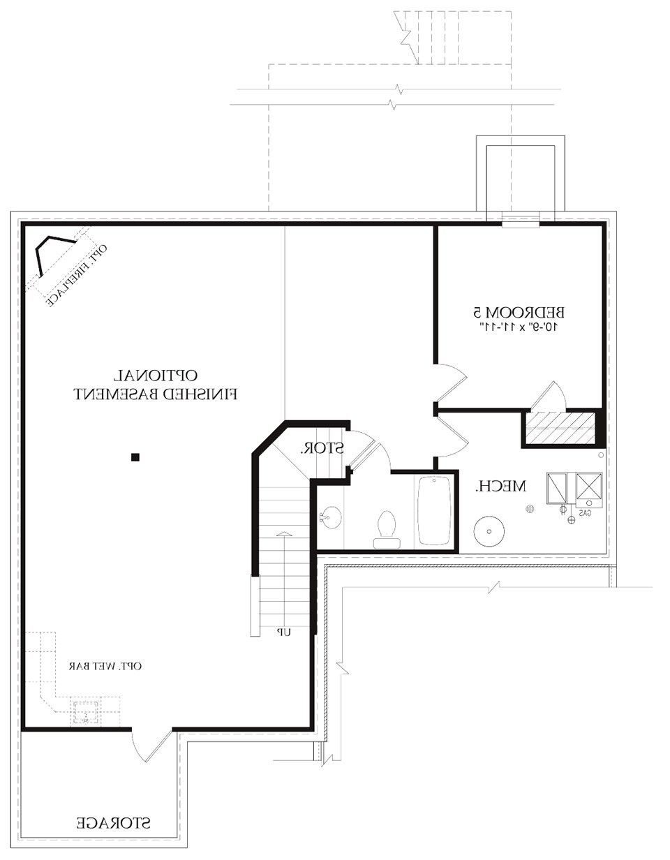 Awesome Basement Remodeling Floor Plans