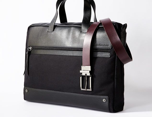 Calvin Klein Men's Low Key Work Bag | Favor Style|Man | Pinterest ...