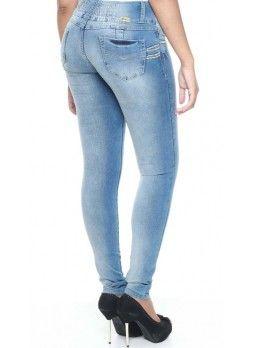 Jeans push up brasiliani online | Abbigliamento donna