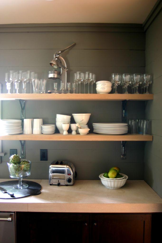 Stonehill Kitchen Shelves Kitchen Kitchen Design
