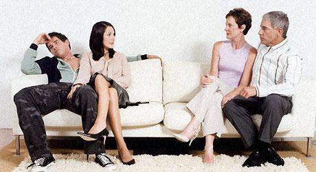 Dating meeting parents