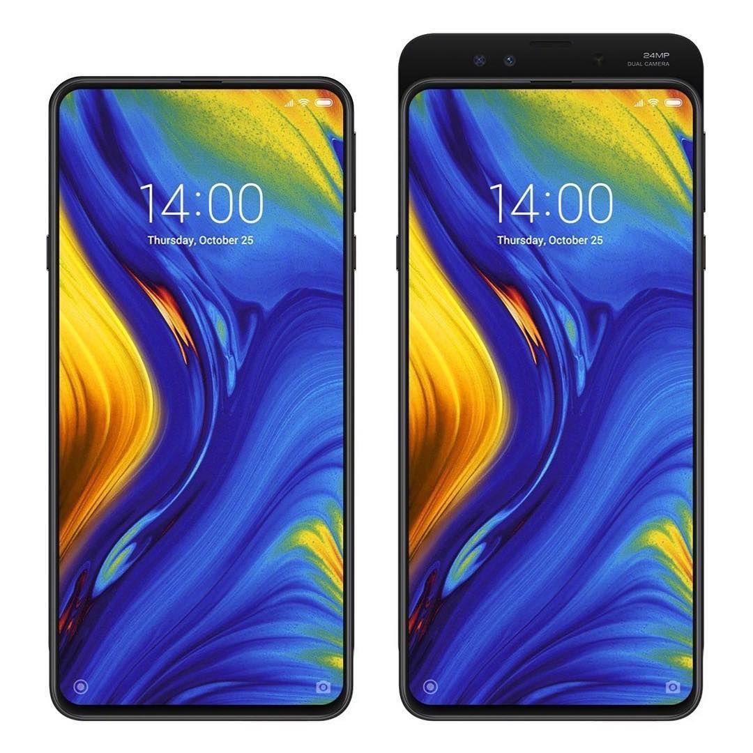 Xiaomi Mi Mix 3 Bezelless Technews Newtech Techgeek Phone Smartphone Snapdragons Xiaomi Smartphone