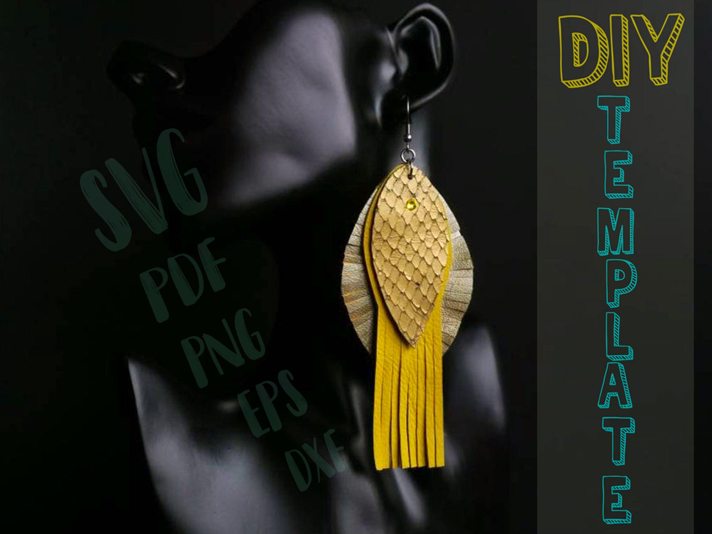 Pin On Diy Earrings