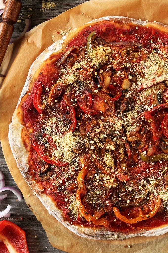 Simple Vegan Pizza | Minimalist Baker Recipes