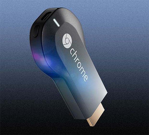 Chromecast is simpler than Google TV and improves on Apple