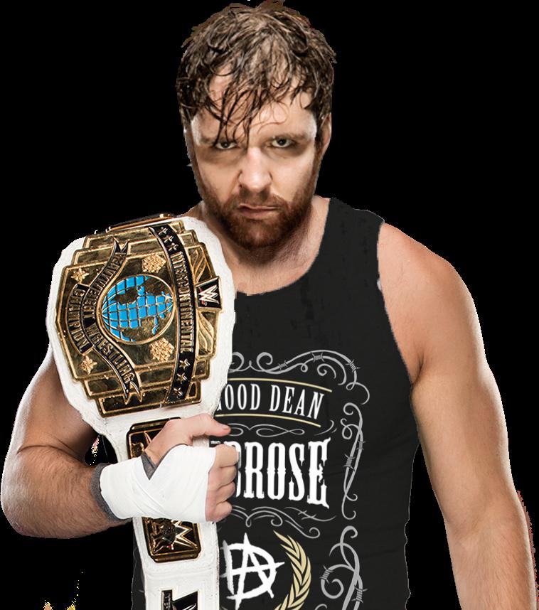 Aj Styles Dean Ambrose Finn Balor