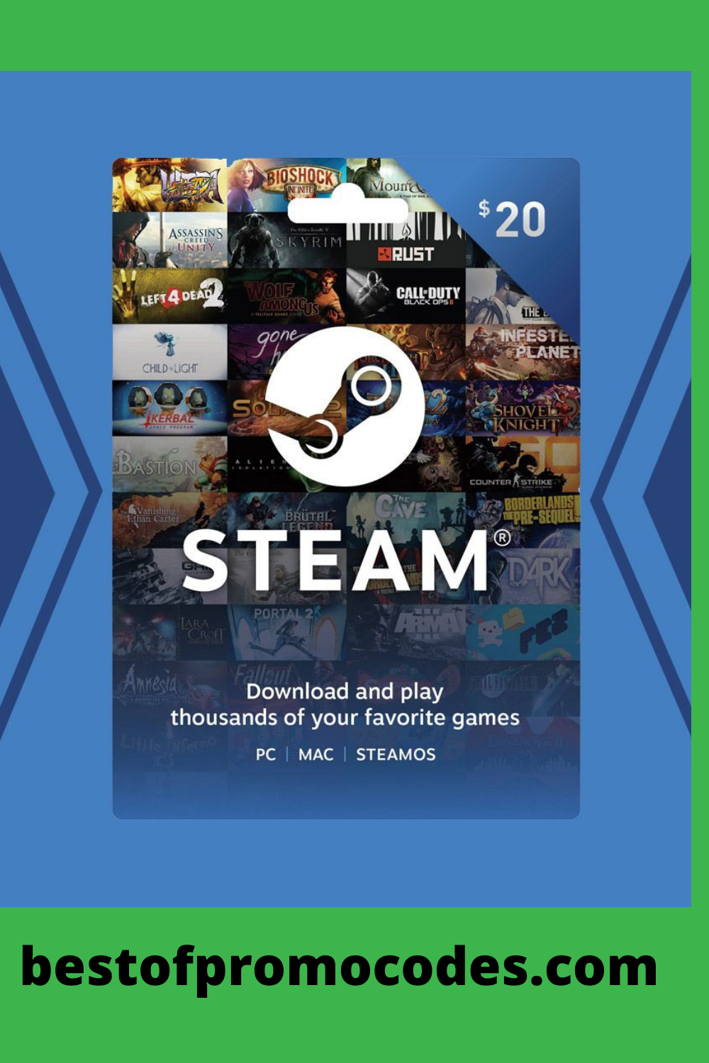 Get 20 Free Steam Gift Cards In 2021 Gift Card Cards Free Gift Cards