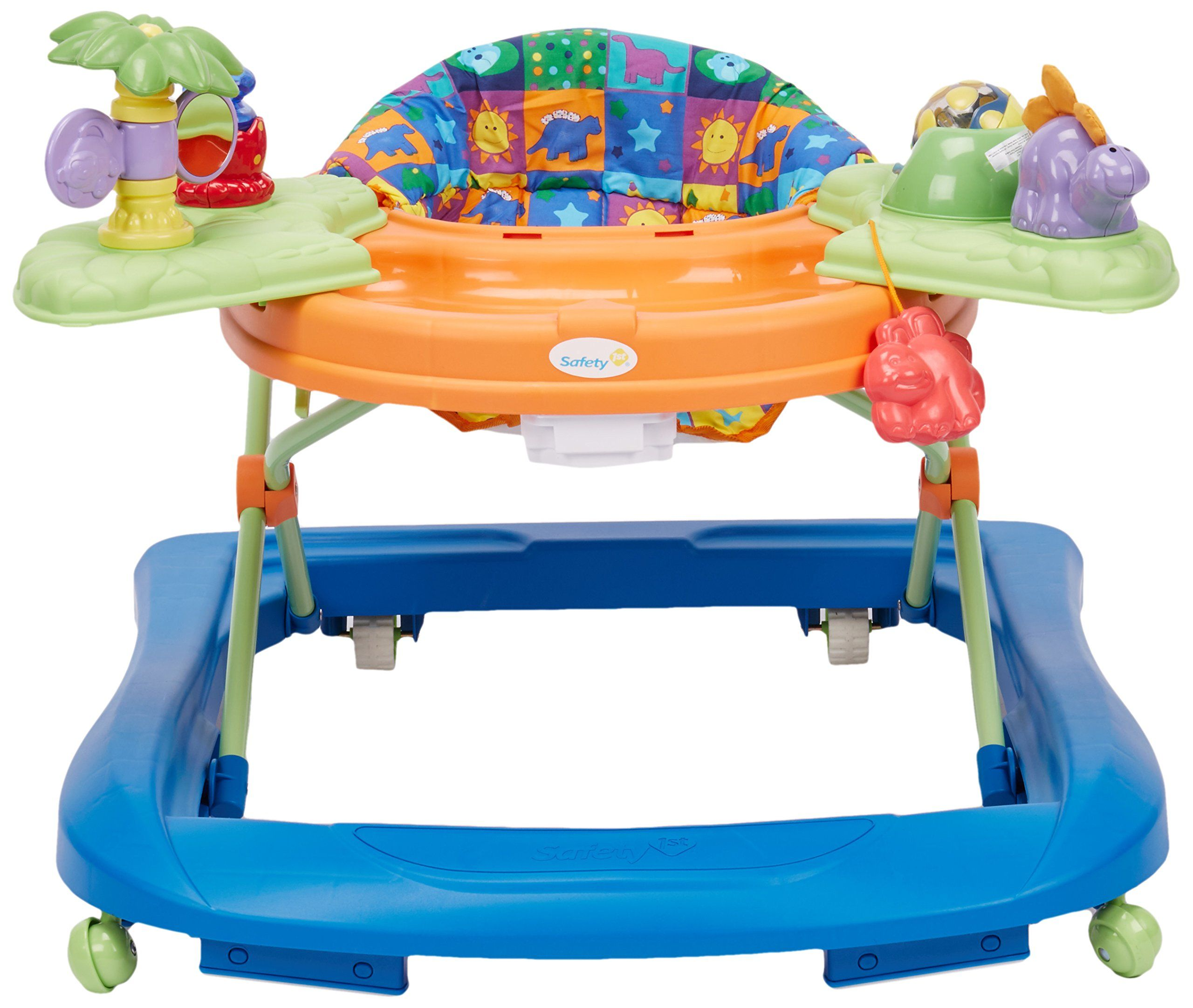 Safety 1st Sounds n Lights Discovery Walker Dino * You can