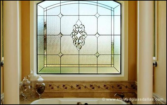 Bathroom Stained Glass TX Stained Glass Dallas TX Pinterest