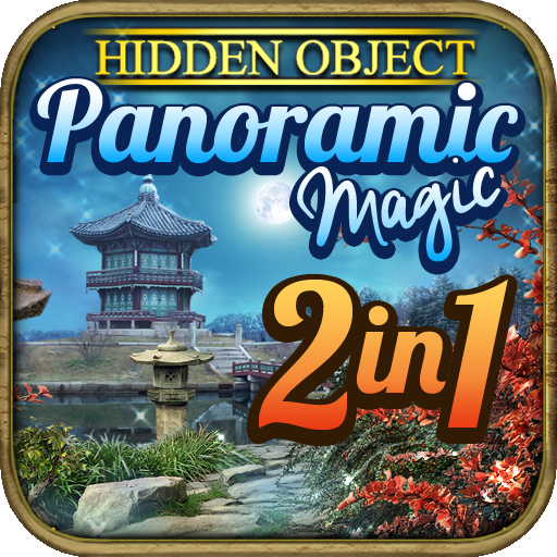 nice Hidden Object Panoramic Magic 2 in 1